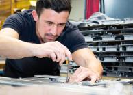 Übersicht Dienstleistungen Montagearbeiten